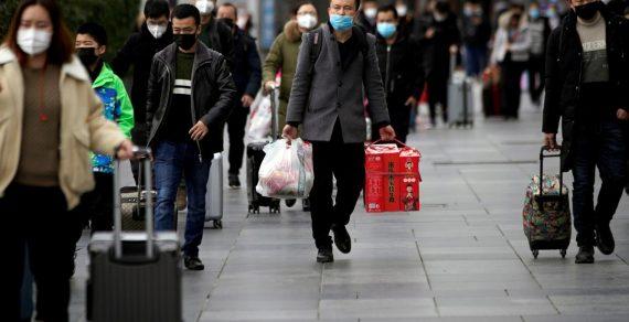Еще 40 кыргызстанских студентов вернулись домой из Пекина