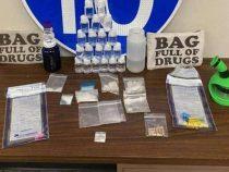 В США задержаны мужчины, перевозившие наркотики в сумке с надписью «сумка с наркотиками»