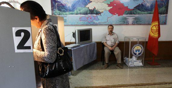 В Бишкеке откроется 32 новых избирательных участка