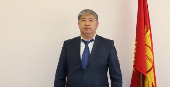 Главой Госстроя назначен Урматбек Кокочаров