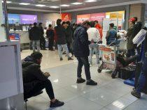 Около 350 граждан Кыргызстана не могут вылететь из России
