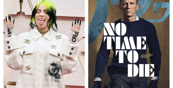 Песня для нового фильма о Бонде возглавила британский чарт