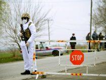 В южном регионе развернуто 36 блокпостов