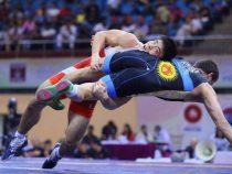 Чемпионат Азии по спортивной борьбе среди юниоров пройдет в Кыргызстане