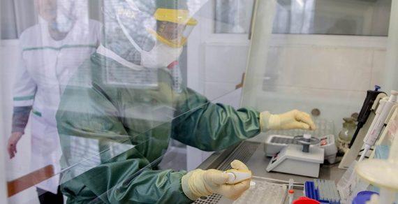 Две мобильные лаборатории для диагностики коронавируса отправлены вДжалал-Абад