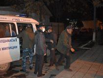 Во время комендантского часа задержаны 157 нарушителей