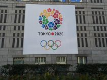 Огонь Олимпиады-2020 зажгли без зрителей
