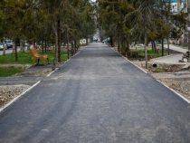 Строительство велодорожки по улице 7 апреля завершается