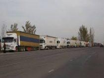 Грузоперевозки в Кыргызстан ведутся в прежнем режиме