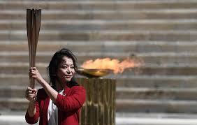 Олимпийский огонь сегодня будет доставлен в Японию