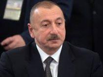 Президент Азербайджана пожертвовал годовую зарплату на борьбу с коронавирусом