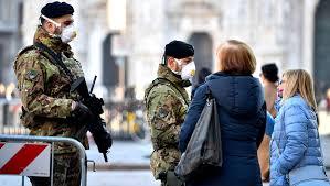 Власти итальянского Бергамо называют одной из главных причин вспышки коронавируса матч футбольной Лиги чемпионов