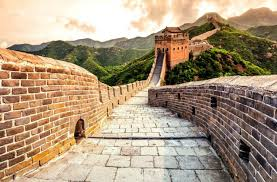 Часть Великой китайской стены открыли для туристов