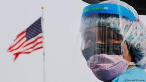 США вышли на первое место в мире по числу зараженных коронавирусом