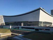 В Японии достроили все олимпийские объекты для Игр