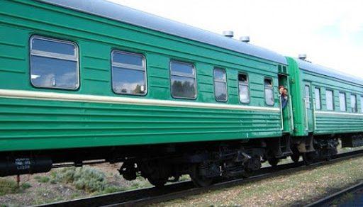 С сегодняшнего дня временно отменяются поезда Бишкек—Кара-Балта