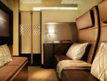 Авиакомпания в ОАЭ представила новый тип каюты на борту самолета