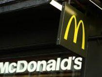 Кража века. В Москве из ресторана похитили коврик с логотипом «Макдоналдса»