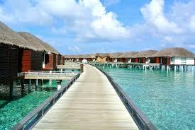 На Мальдивах построили люксовый «коронавирусный» курорт