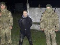 Украинский водолаз переправлял в Румынию медицинские маски по дну реки