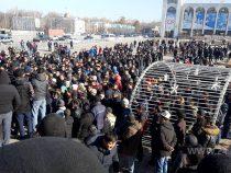 В центре Бишкека запретили проводить митинги и акции