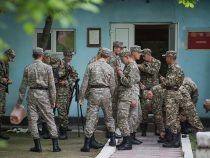 Весенний призыв в Вооруженные силы Кыргызстана приостановлен
