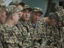 В Кыргызстане начался весенний призыв граждан на военную службу