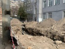 В столичной школе №12 строится дополнительный корпус