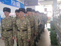 На Парад Победы в Москву поедут 52 гвардейца из Кыргызстана