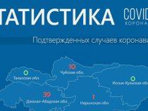Двое заразившихся коронавирусом вЧуйской области— жители села Кок-Жар