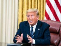 Трамп ввёл режим ЧС в США из-за коронавируса