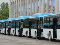 Как будет работать общественный транспорт в Бишкеке во время режима ЧП?