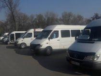 В Бишкеке для медиков организовали транспорт