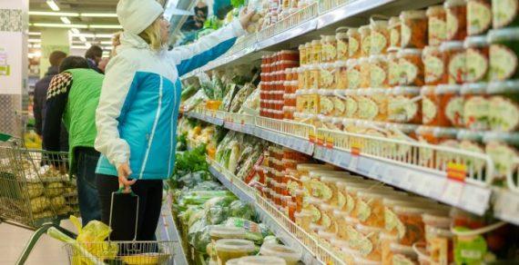 Предельный уровень цен установлен еще на 10 продуктов питания