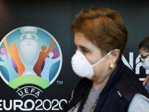 Чемпионат Европы по футболу перенесен