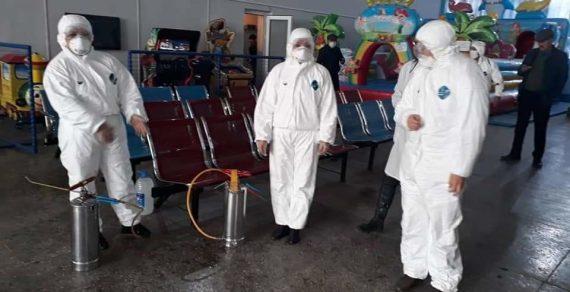 В Кыргызстане девять медиков заразились коронавирусом