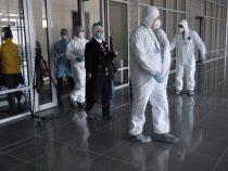 В обсервацию с температурой госпитализирован прибывший из Стамбула