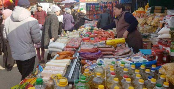 Правительство вводит запрет на вывоз некоторых продуктов питания