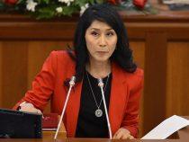 Аида Исмаилова назначенавице-премьер-министром по социальному блоку