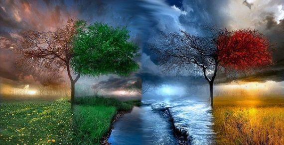 Все четыре времени года всего за 4 дня. Фантастическую погоду наблюдают бишкекчане в эти дни
