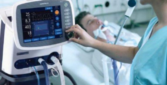 В больницах Кыргызстана есть 551 аппарат ИВЛ