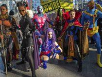 В США из-за коронавируса впервые отменили фестиваль Comic-Con