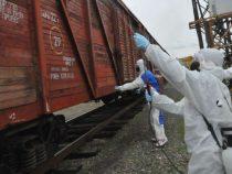 Кыргызстан получил гуманитарную помощь от Узбекистана