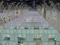 Самый большой выставочный центр США станет полевым госпиталем