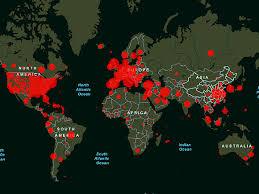 Европа остается центром пандемии коронавируса