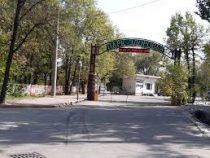 В Бишкеке строится новый парк здоровья