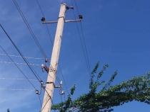 Ветер оставил без электричества некоторые села Ошской и Баткенской областей