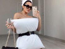 В Instagram набирает популярность модный челлендж