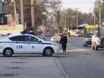 В Бишкеке ограничат движение на дополнительных участках