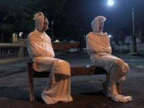 В Индонезии нашли необычный способ заставить жителей соблюдать карантин